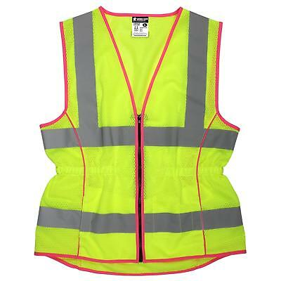 River City Class 2 Reflective Women's Safety Vest with Pockets