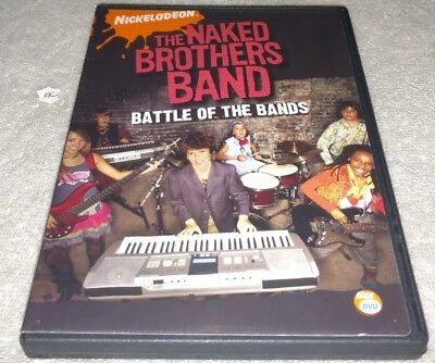 Regret, that Naked brothers band battle of the bands share your