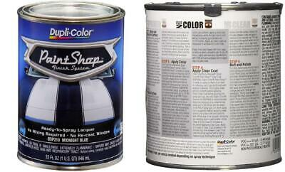 Dupli Color Midnight Blue All In One Scratch Fix Paint Tool