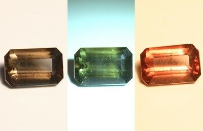 1.79ct Colour Change Garnet - Custom Cut Gem with Rare Superb Colour Change