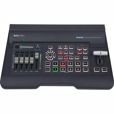 DataVideo SE-650 4-Kanal Digital Video Mixer FULL HD Videomixer  NEU OVP
