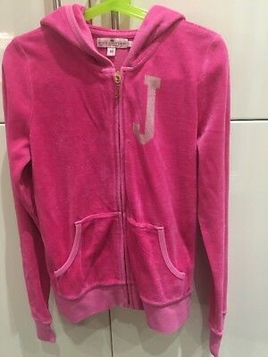 Girls Juicy Couture Tracksuit Age 10 Excellent Condition