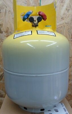 MA-Line MA-400RC50 50 lb Refrigerant Recovery Reclaim Cylinder - 400 PSI Rated