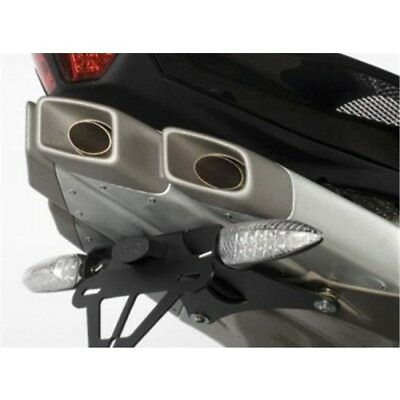 Support de plaque r&g R&g racing LP0111BK MV AGUSTA F4 1000