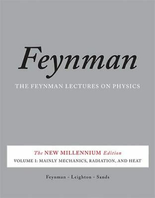 The Feynman Lectures on Physics Int'l Edition