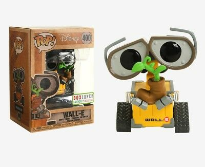 Funko Pop! Disney Pixar Wall-E Earth Day Vinyl Figure BoxLunch Exclusive #400