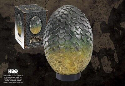 Noble Collection Game of Thrones - Rhaegal Egg Replica
