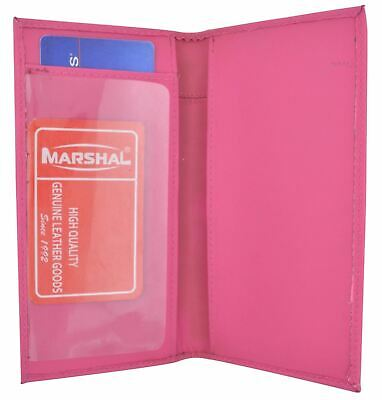 Basic Checkbook Cover Hot Pink NEW