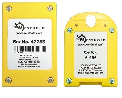 Westhold Rechargeable Transponder (only)