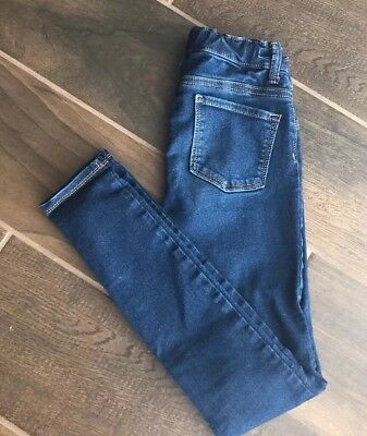 18c20285c325f1 OLD NAVY GIRLS size 5 dark wash jeggings straight leg jeans - $3.50 ...