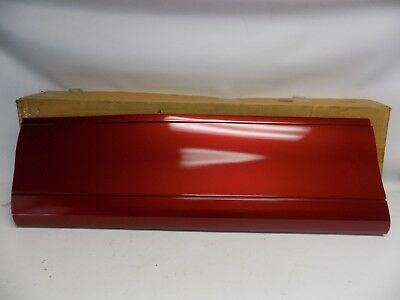 New OEM 1999-2000 Ford Lincoln Town Car Door Outside Moulding XW1Z5420879BAC