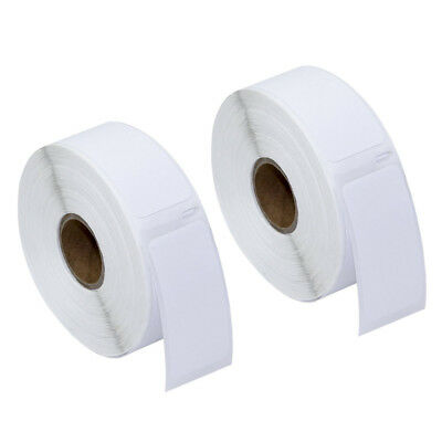 2 Roll Medium Address Label Compatible for Dymo 30336 Label Writer 400 450 SE450