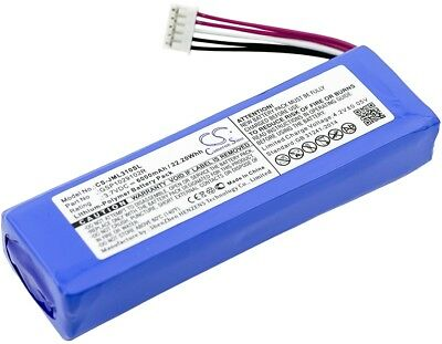 Cameron Sino Battery For JBL Charge 2 Plus, Charge 2+, Charge 3 2015 Version