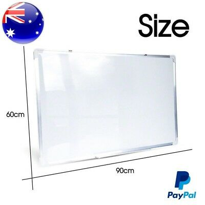 Magnetic 90X60CM Home Office Portable Board Whiteboard School Easy Erase