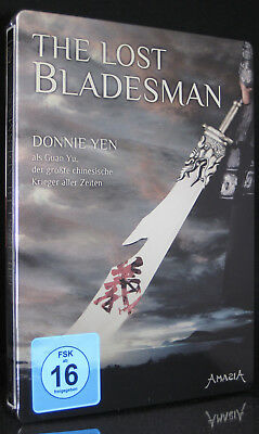 Dvd The Lost Bladesman - Steelbook Limited Edition - Donnie Yen *** Neu***
