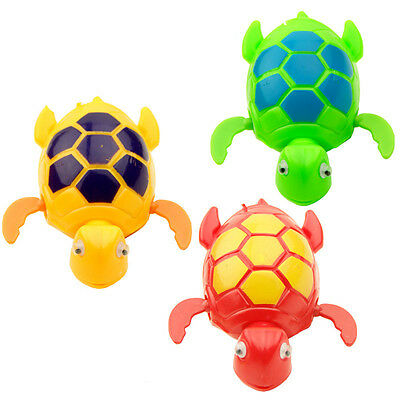 Baby Bathing Water Toy Bath Toy Swimming Turtle 	 A+