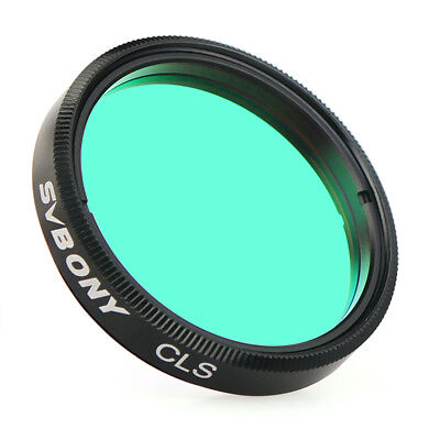 """HOT SV 1.25""""Light Pollution Broadband Filter for Visual&Astronomical Photography"""