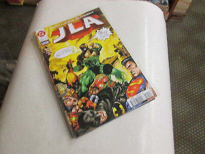 JLA 9 - Justice League of America - Semic DC comics 1999 - TBE