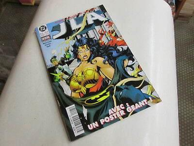 JLA 5 - Justice League of America - Semic DC comics 1999 - TBE