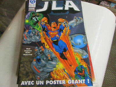 JLA 6 - Justice League of America - Semic DC comics 1999 - TBE