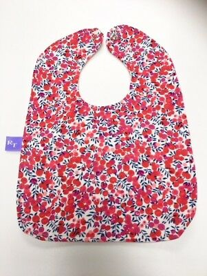 Waterproof Baby Bib, Liberty Design