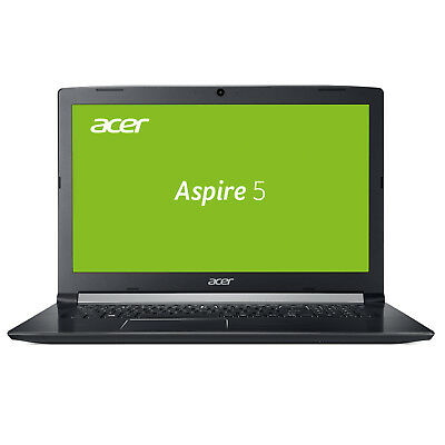"Acer Aspire 5 (A517-51-54BE) 17,3"" HD+ Intel Core i5-8250U 8GB DDR4 1000GB HDD"