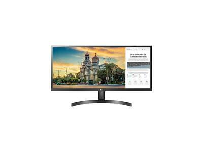 "LG 29WK500-P Black 29"" 5ms (GTG, High) HDMI Widescreen LED Backlight 21:9 UltraW"