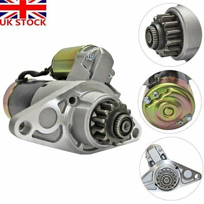 FOR MAZDA RX8 Coupe 03-12 STARTER MOTOR 13 TOOTH MANUAL 2KW UPRATED