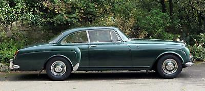 1963 Bentley S3 H J Mulliner 2 Dr Continental Coupe BC100XA