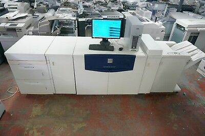 Xerox Docucolor 5000 Full Colour Digital Press System With Fiery And Finisher