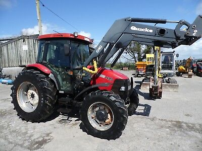 Case JX95 tractor