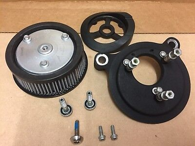 Genuine Harley-Davidson Screamin' Eagle Air Cleaner Stage One Kit 29400129