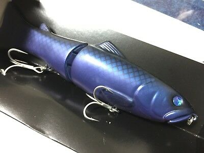 Deps NEW SLIDE SWIMMER 175 SS Slow Sinking # 99 Night Scale Color NEW D52