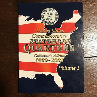 Fifty Completed United States Commemorative Quarter Coins Collection 1999-2008