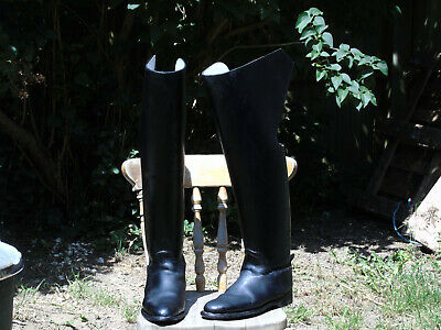 Household Cavalry boots Leather - Genuine