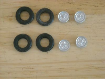 1/43rd scale rostyle wheels by K&R Replicas