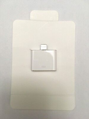 NEW Genuine Apple MD823AM/A Lightning to 30-pin Adapter FREE SHIPPING Original