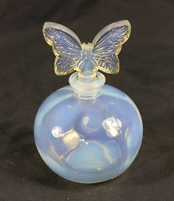 Sabino French Art Deco Opalescent Perfume Bottle C.1930S.