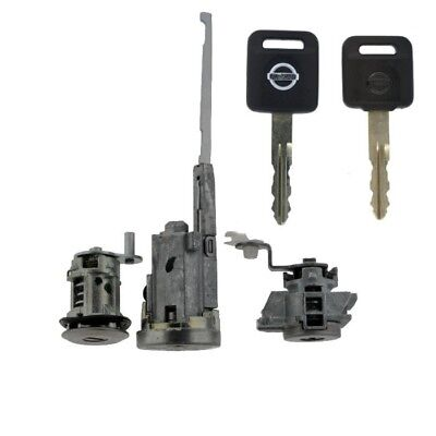 2009 - 2014    Nissan    Lock Set