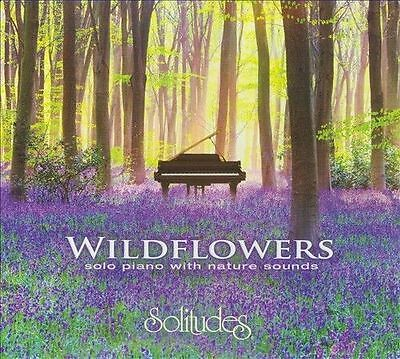 Wildflowers ~ solo piano with nature sounds