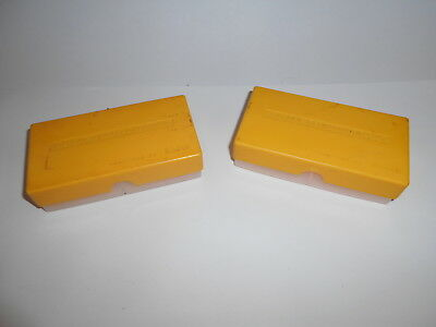 2 X Kodak Projector Slide Boxes