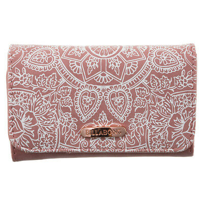 Billabong Girls Radiance Wallet in Red