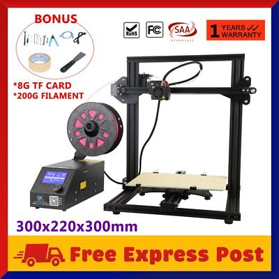 Creality LCD Screen CR 10mini Pre-Assembled Large Printing Size 3D Printer SAA