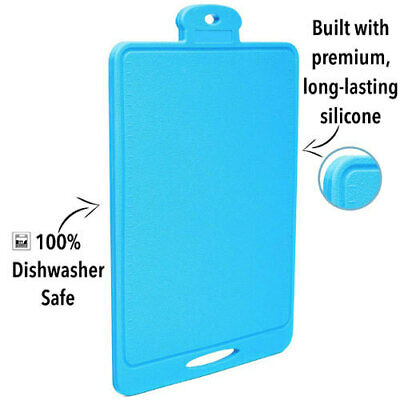 Collapsible Space Saving 0464 Silicone Cutting Board Caravan Camping Home Kitche