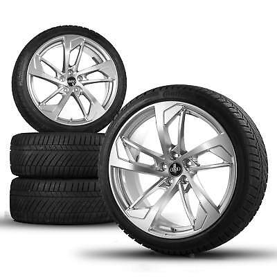 Audi RS4 RS5 B9 8W 20 inch alloy wheels rim winter tires S line Trapezoid new