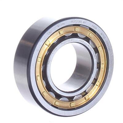NU-2206 C//4 Consolidated Bearing CYLINDRICAL ROLLER BEARING