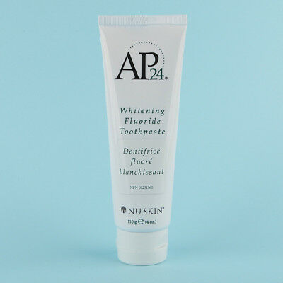 Lot 3 NUSKIN AP-24 Dentifrices blanchissant sans peroxyde