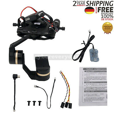 Tarot 3-axis FLIR Gimbal Camera Stabilizer for Drone Quadcopter TL03FLIR DE