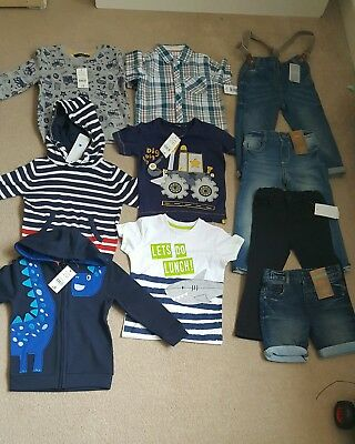 boy clothes 2-3 bundle ALL BRAND NEW WITH TAGS