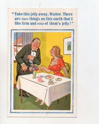 Donald Mcgill comic card no 1811 Unposted